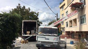 Beşiktaş Kiralık Asansör
