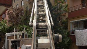 İstanbul Eşya Taşıma Asansörü