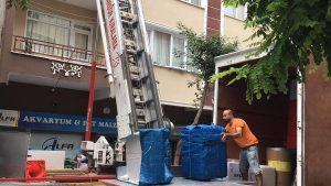 İstanbul Mobil Asansör