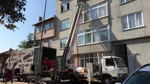 İstanbul Evden Eve Asansörlü Nakliyat